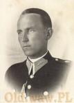 1936 w mundurze Policji Państwowej
