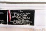 2003 - Odsłonięcie symbolicznego grobu