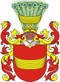 Herb Łodzia [wg Wikipedii]